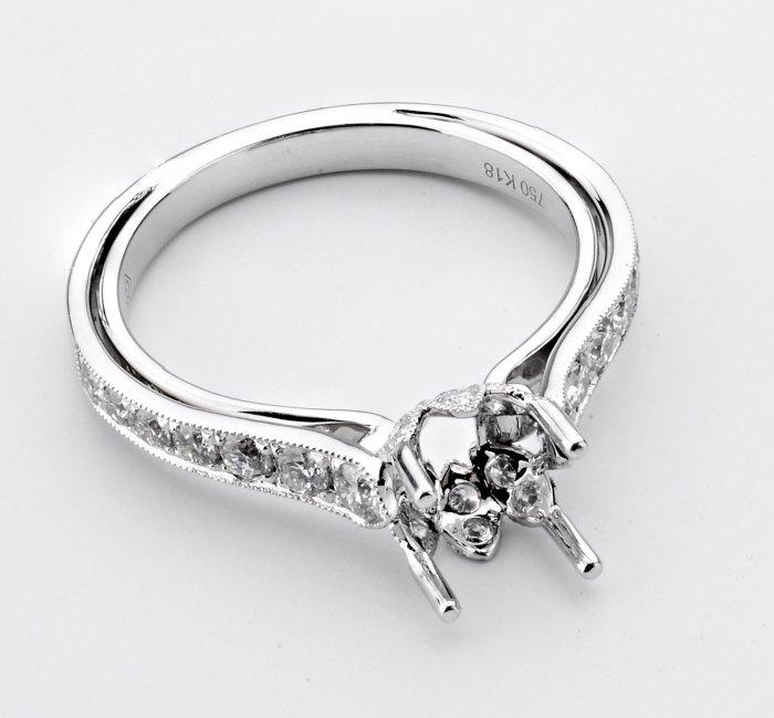 engagement ring vintage fischer jewelry designs